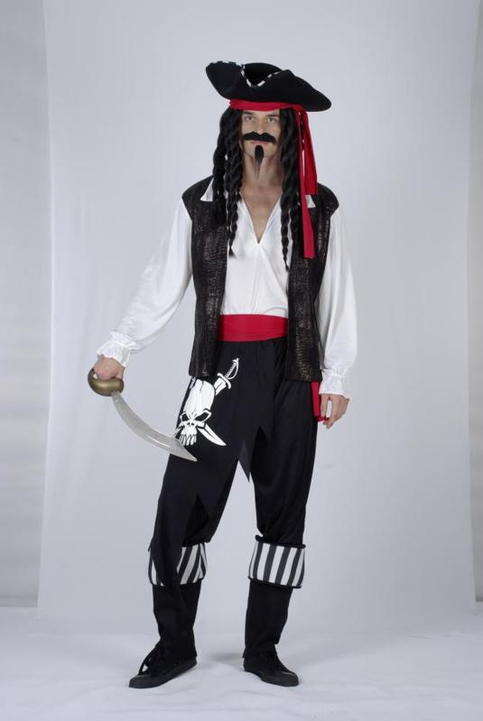 макияж пирата фото